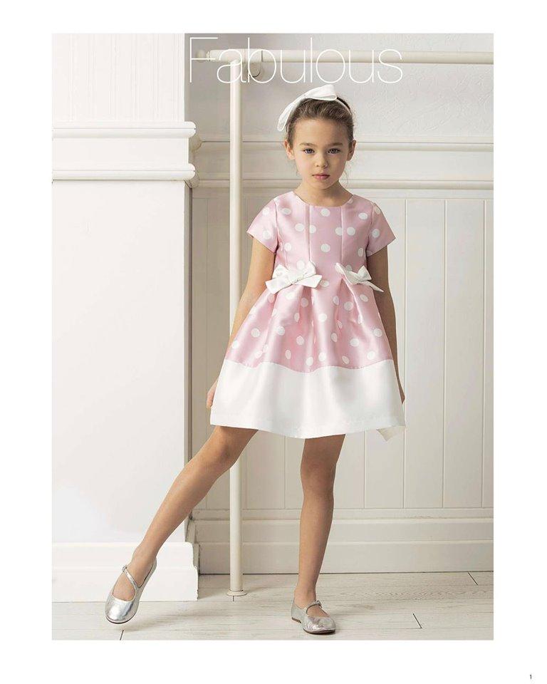 Детски празнични рокли за Нова година