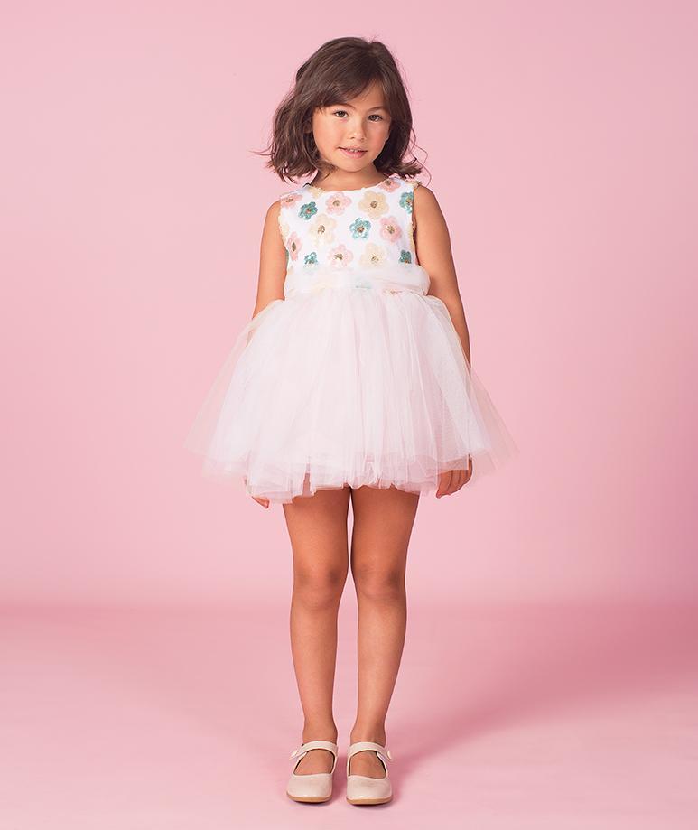 Официални луксозни детски рокли